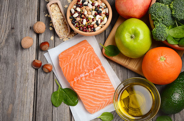 Six Great Foods for Improved Brain Health