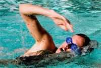 Neck Pain Caused by Swimming