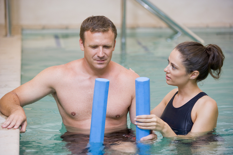 Aquatic Therapy for Traumatic Brain Injuries