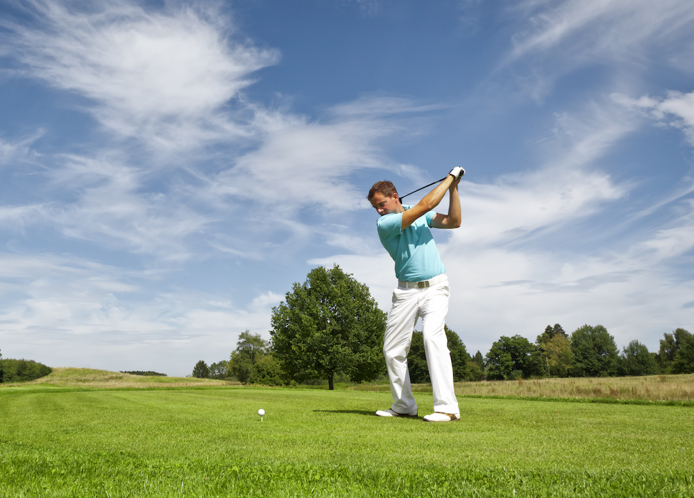 Tips to Avoid Back Pain from Golfing
