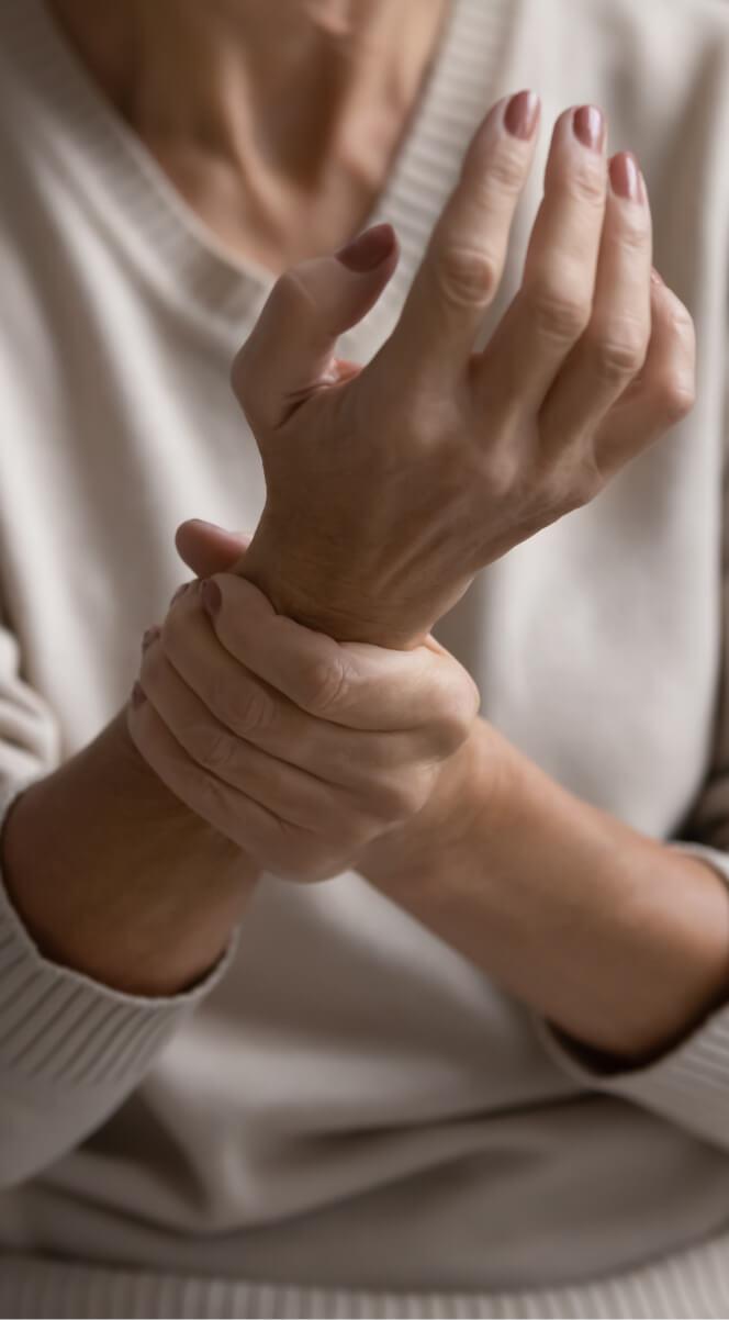 radiculopathy tingling arms
