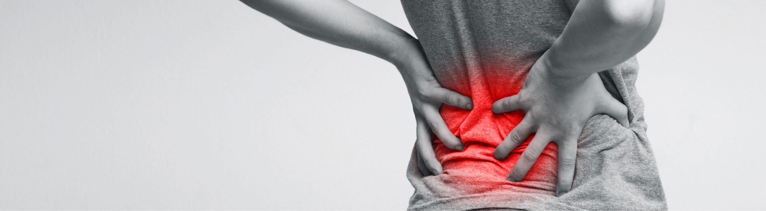 lower back pain north houston
