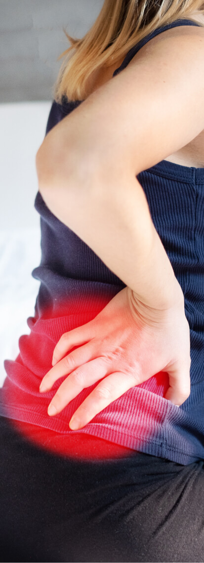 spinal arthritis symtpoms